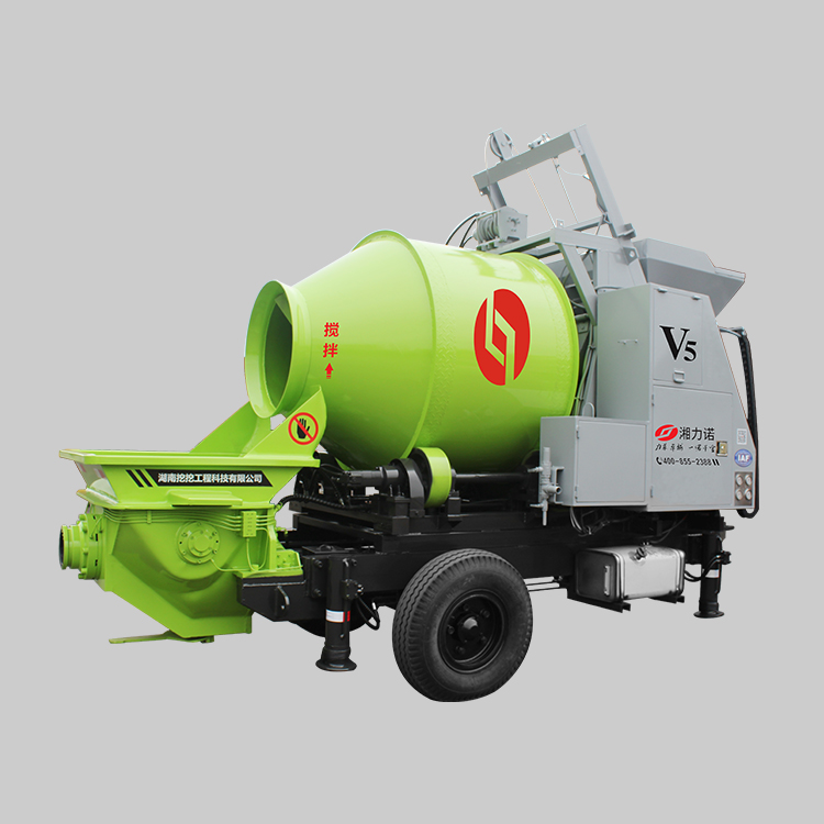V5 Electric Concrete mixer Pump