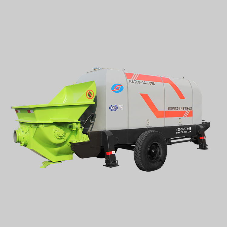 HBT Electric Concrete Pump