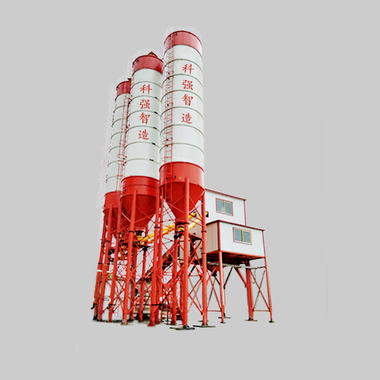 concrete Batch Plant HZS60